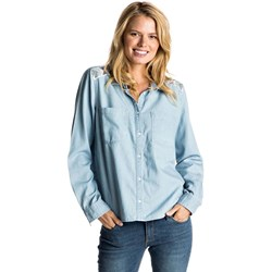 Roxy - Womens Light Cloudy Woven Shirt