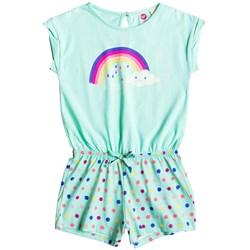 Roxy - Girls Rainbow Dots Ro Cover Up