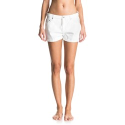 Roxy - Womens Lovelylace Jean Shorts