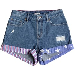 Roxy - Womens Way To Home Jean Shorts