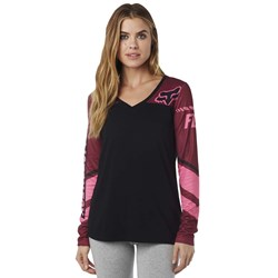 Fox - Womens Divizion Long Sleeve Shirt