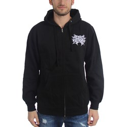 The Zenith Passage - Mens Digital Mirror Face Hoodie