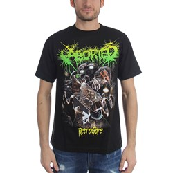 Aborted - Mens Surgical Abomination T-Shirt