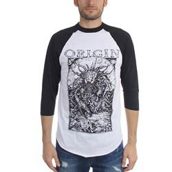 Origin - Mens Thrall Raglan T-Shirt