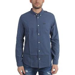 RVCA - Mens That'll Do Oxford Long Sleeve Button Down Shirt