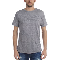 Hurley - Mens One And Only Tri-Blen Premium t-shirt