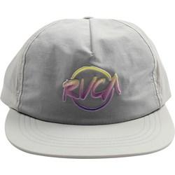 RVCA - Mens Layd Back Snapback Hat