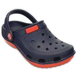 Crocs - Juniors Duet Wave Clogs