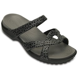 Crocs - Womens  Meleen Twist Mickey Sandals
