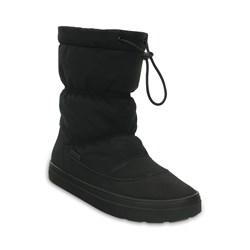 Crocs -  Women's Lodge Point Pull-On Snow Boot