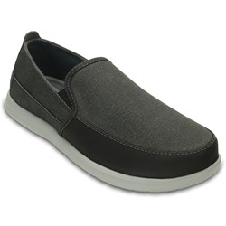 Crocs - Mens Santa Cruz Deluxe Slip-on