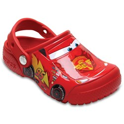 Crocs - Kids FunLab Cars Clogs