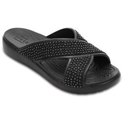 Crocs - Womens Sloane Embellished Xstrap Shoes