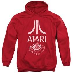Atari - Mens Joystick Logo Pullover Hoodie