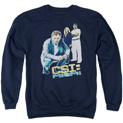 Csi:Miami - Mens In Perspective Sweater