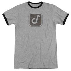 Concord Music - Mens Concord Symbol Ringer T-Shirt