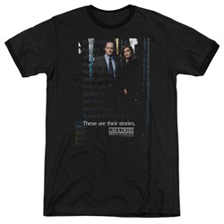 Law And Order SVU - Mens Svu Ringer T-Shirt