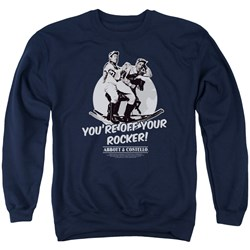 Abbott & Costello - Mens Off Your Rocker Sweater