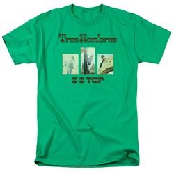 Zz Top - Mens Tres Hombres T-Shirt