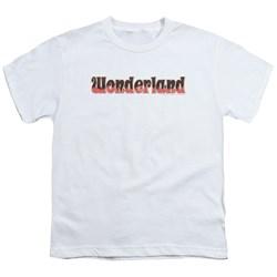 Zenoscope - Big Boys Wonderland Logo T-Shirt