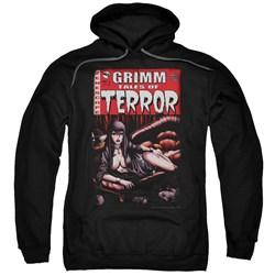 Zenoscope - Mens Terror Cover Pullover Hoodie