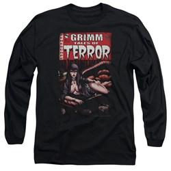 Zenoscope - Mens Terror Cover Long Sleeve T-Shirt