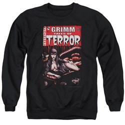 Zenoscope - Mens Terror Cover Sweater