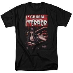 Zenoscope - Mens Terror Cover T-Shirt