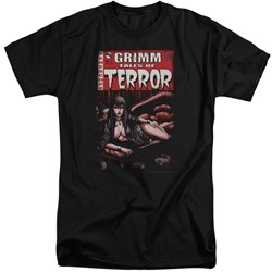 Zenescope - Mens Terror Cover Tall T-Shirt