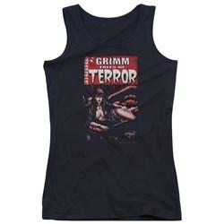 Zenoscope - Juniors Terror Cover Tank Top