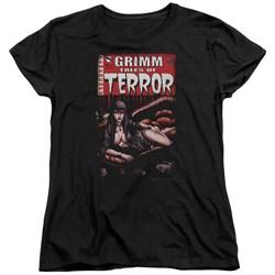 Zenoscope - Womens Terror Cover T-Shirt