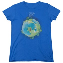 Yes - Womens Fragile Cover T-Shirt