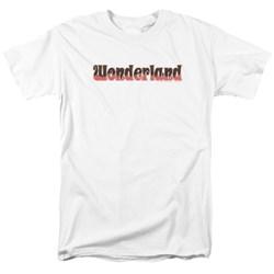 Zenoscope - Mens Wonderland Logo T-Shirt