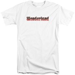 Zenescope - Mens Wonderland Logo Tall T-Shirt