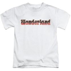 Zenoscope - Little Boys Wonderland Logo T-Shirt