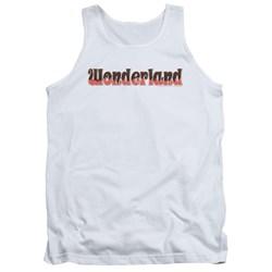 Zenoscope - Mens Wonderland Logo Tank Top
