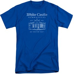 White Castle - Mens By The Sack Tall T-Shirt