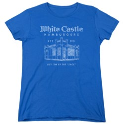 White Castle - Womens By The Sack T-Shirt
