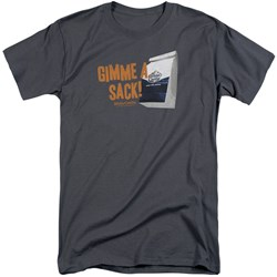 White Castle - Mens Gimmie A Sack Tall T-Shirt