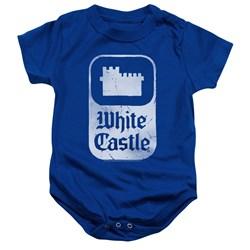 White Castle - Toddler Classic Logo Onesie