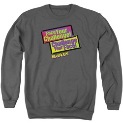 Warheads - Mens Face Your Challenge Sweater