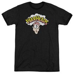 Warheads - Mens Logo Ringer T-Shirt