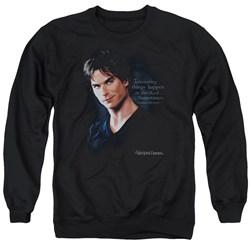 Vampire Diaries - Mens Sometimes Sweater