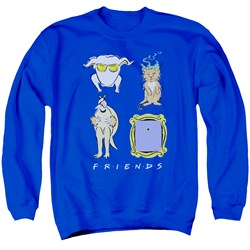 Friends - Mens Sybmols Sweater