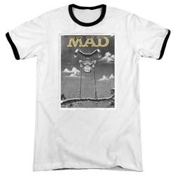 Mad - Mens Swinger Ringer T-Shirt