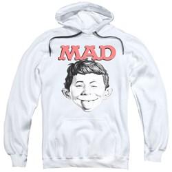 Mad - Mens U Mad Pullover Hoodie