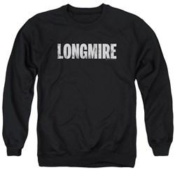 Longmire - Mens Logo Sweater