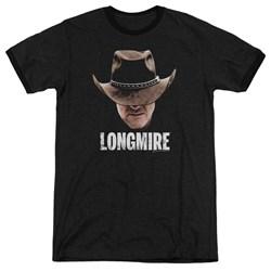 Longmire - Mens Long Haul Ringer T-Shirt