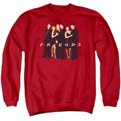 Friends - Mens Cast In Black Sweater