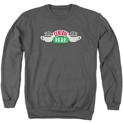 Friends - Mens Central Perk Logo Sweater